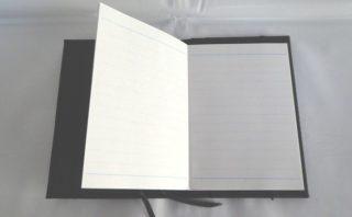 カバーノート ノ-657B-D 付属ノートを開く