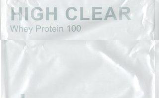 ハイクリアー WPCホエイプロテイン100 さっぱりヨーグルト味 パッケージスキャン表