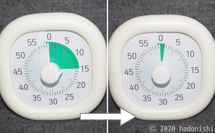 レビュー:トキ・サポ 時っ感タイマー LV-3062 は、残り時間が色で実感できる、大人でも便利なアナログ式タイマーだったのサムネイル